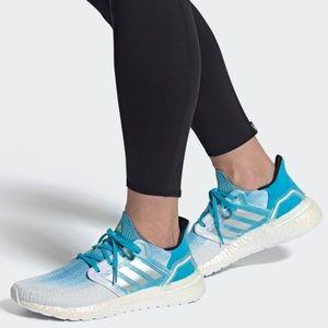 adidas UltraBOOST 20 Blue Ombré
